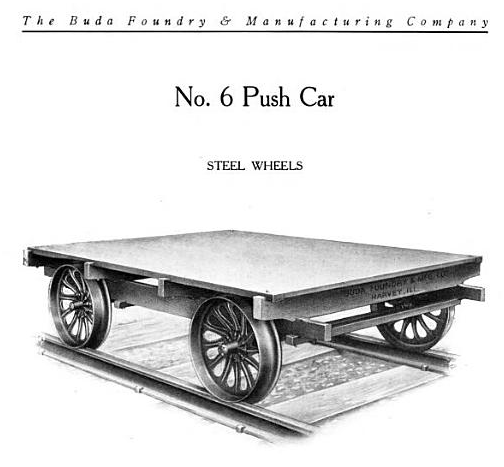 Buda Pushcar No 6